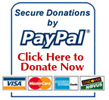 Send Donations using secure PayPal